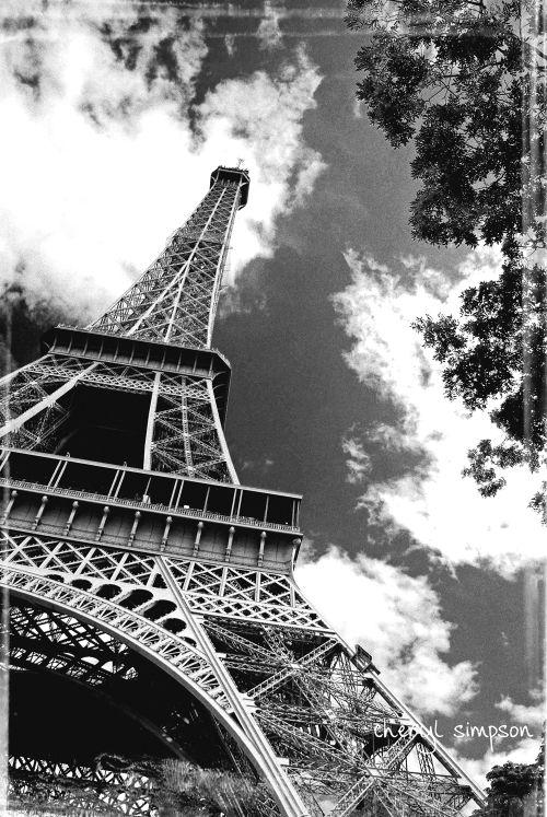 BW-Effiel-Tower