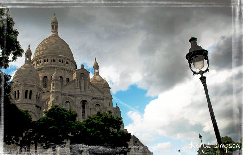 Painted-daub-Sacre-Coeur