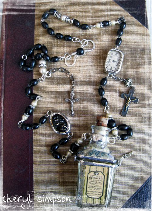 Cuticle-Necklace