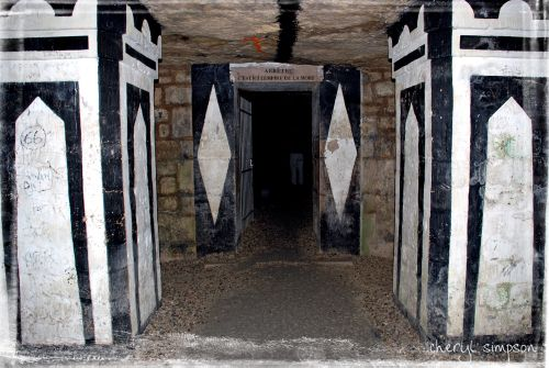 Entrance-to-catacombs