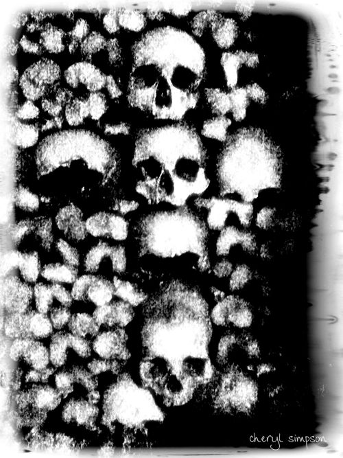 Catacombs-Cross