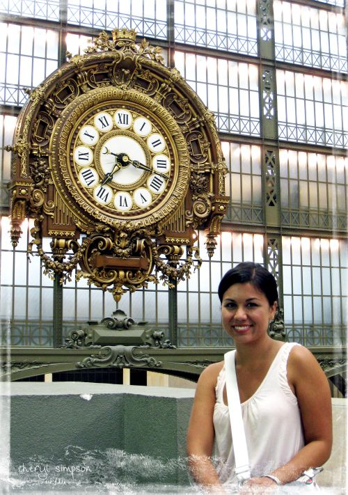 Brea-with-d'Orsay-clock