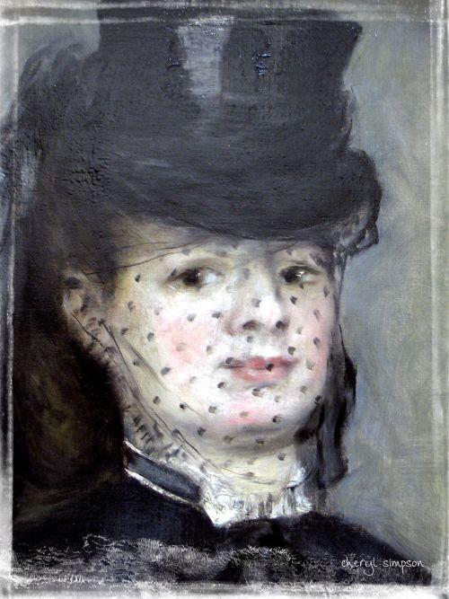 Renoir-Lady