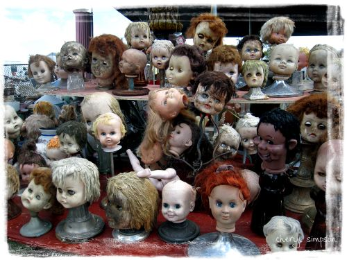 Doll-heads
