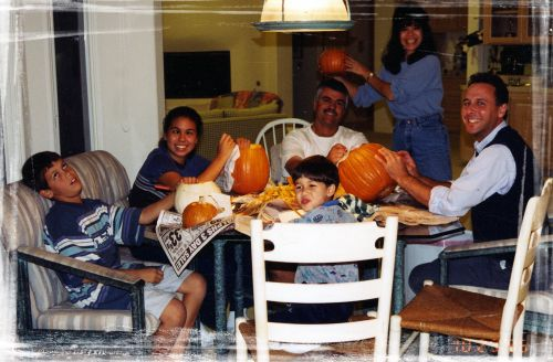Carving-Pumpkin-1996