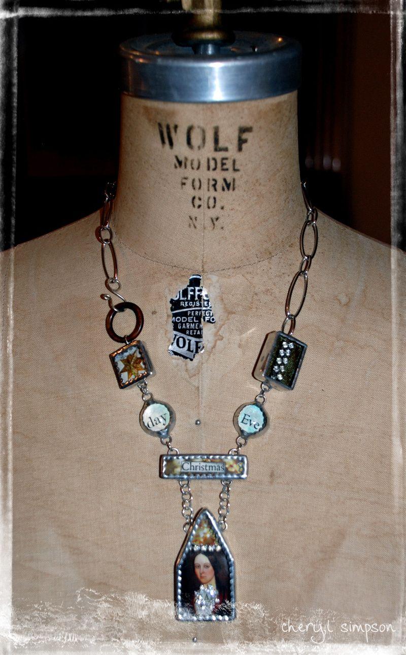 Virgin-necklace