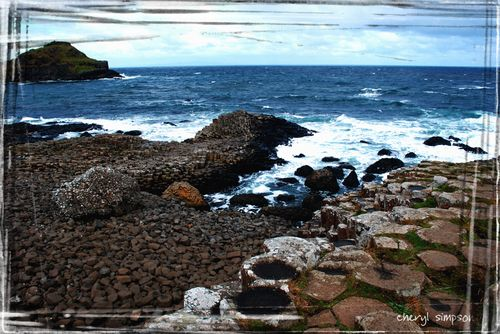 Stones-and-sea