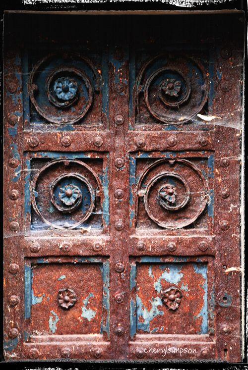 Spiral-Door