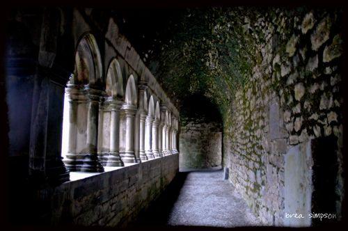 Abbey-hallway