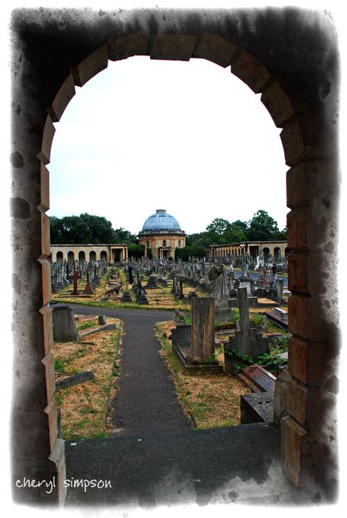 Cemetery-View