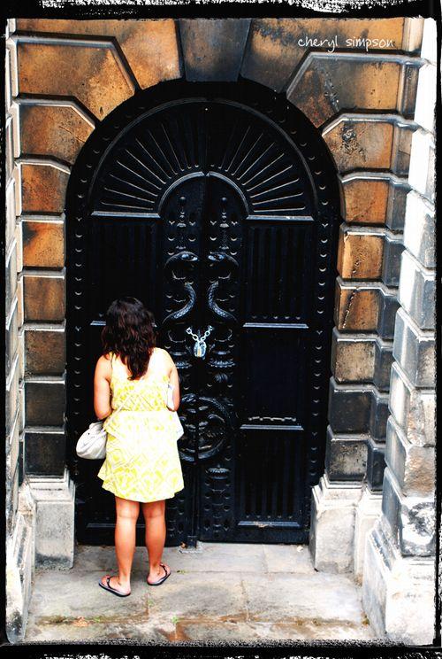 Brea-&-Crypt-Door