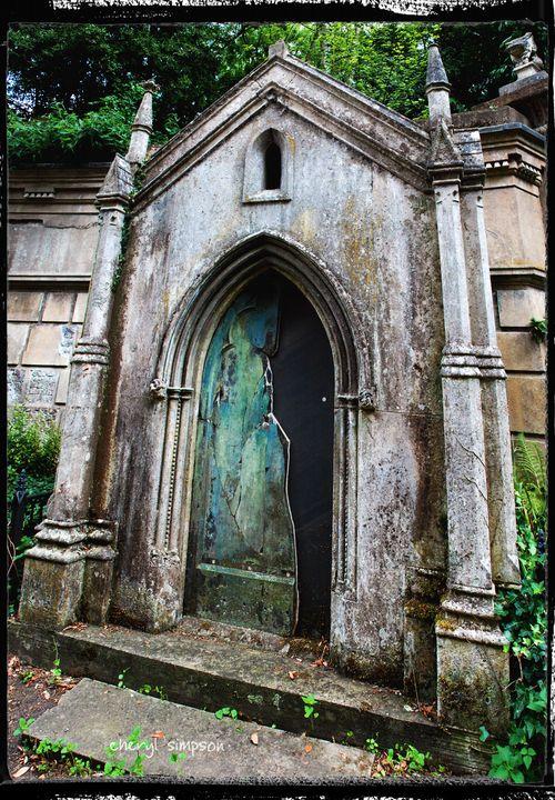 Tomb-Door