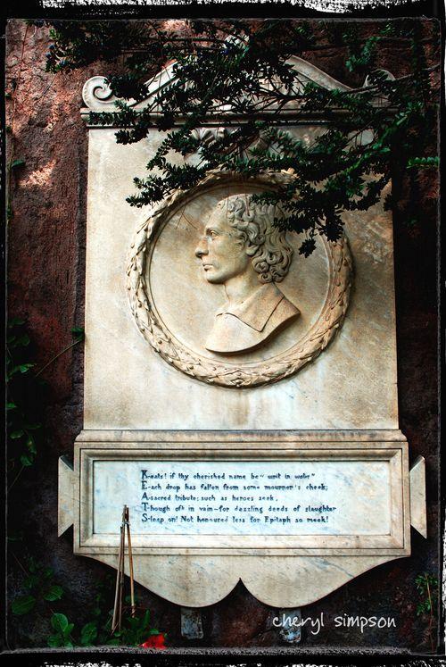 Keats-memorial