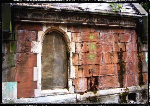 Brick-tomb