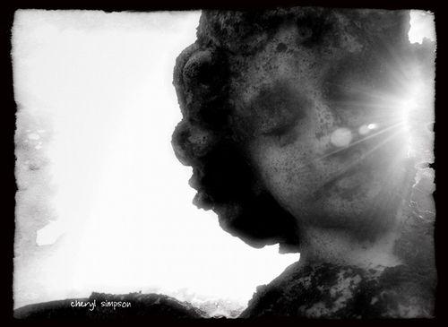 Sun-angel