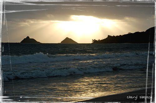Cloud-Sunrise