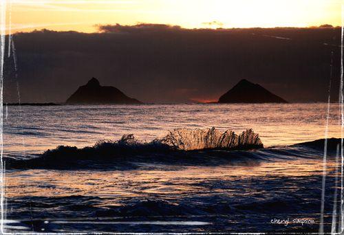 Sunrise-and-wave-2