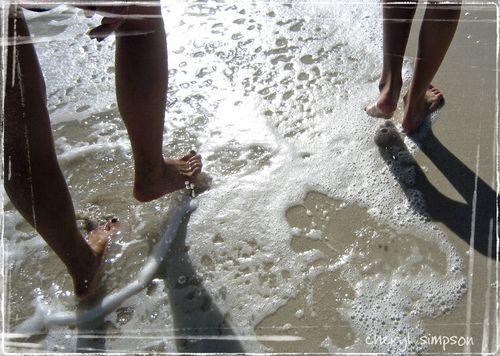 Walking-in-the-water