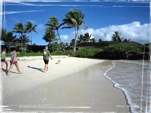 End-of-beach