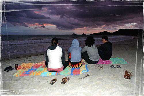 Group-sunrise