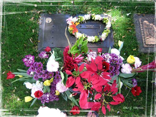Auntie-grave