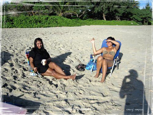 Malasadas-on-the-beach