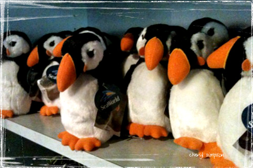 Toy-Puffins