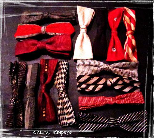Vintage-ties